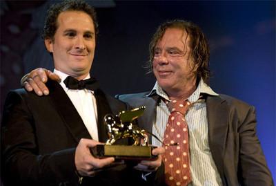 Venecia 2008: Aronofsky gana el León de Oro con 'The Wrestler'
