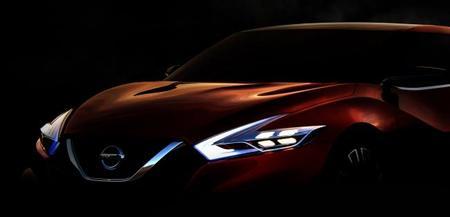Sport Sedan Concept, ¿punta de lanza para el rediseño de Nissan?