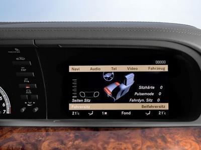 Mercedes Clase S, el coche-gadget