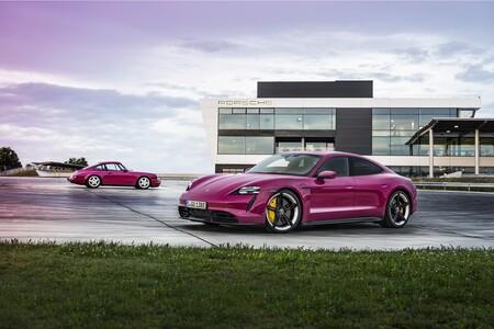 Porsche Taycan Taycan Cross Turismo 2022 003