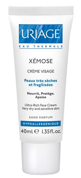 Uriage Xémose Crema Facial o cómo combatir la piel seca y atópica del rostro