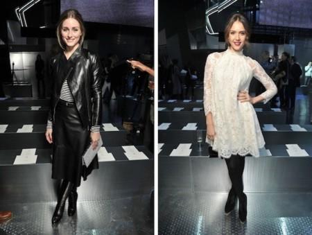 H&M puede ser low-cost, pero su front-row es de lujo