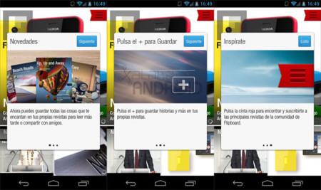 Flipboard 2.0 para Android