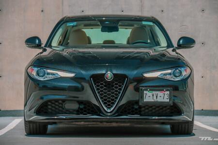 Alfa Romeo Giulia Lusso 2021 Fotos Prueba De Manejo Resena Opiniones Mexico 103