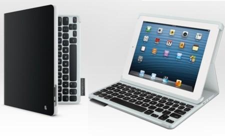 Logitech Keyboard Folio, otro teclado funda para el iPad: A Fondo