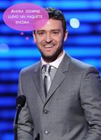 ¿Cómo se libra Justin Timberlake de las multas? ¡Yendo completamente encebollado!