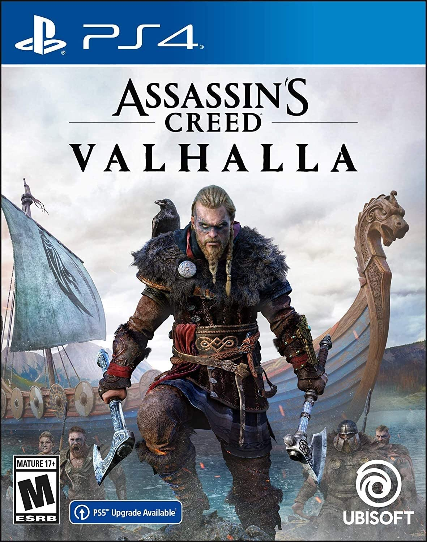 Assassin's Creed: Valhalla - PS4