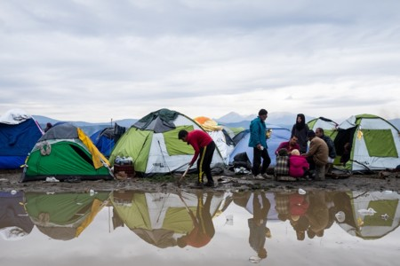 Las 19 imágenes y vídeos para entender qué ha sido y qué ha supuesto Idomeni