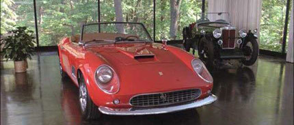 Ferrari 250 GT - Ferris Bueller