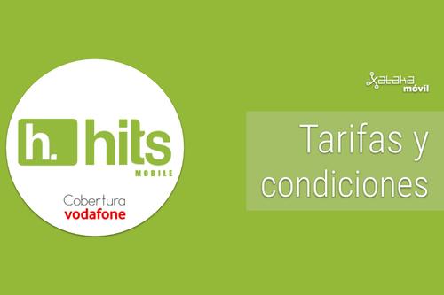 Tarifas móviles de Hits Mobile en contrato y tarjeta prepago: todas las ofertas