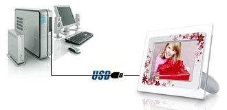 Guía de compras: marcos de fotos digitales
