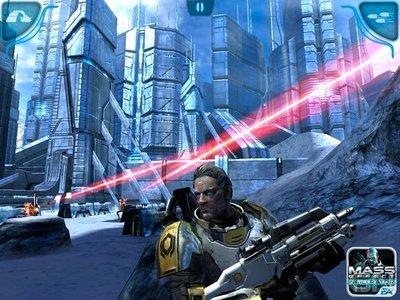 'Mass Effect: Infiltrator' anunciado para iOS junto a otra aplicación llamada Datapad