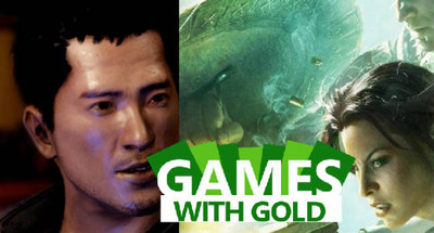 Games With Gold: Sleeping Dogs y Lara Croft: GoL son los juegos gratis para enero