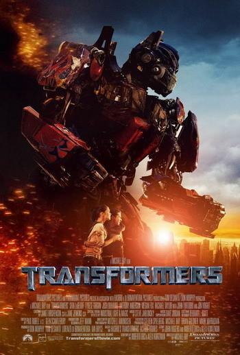 Y otro póster más de 'Transformers', no se cansan, oye