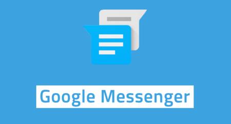Google Messenger se actualiza con soporte a Gif's y estrena Widget