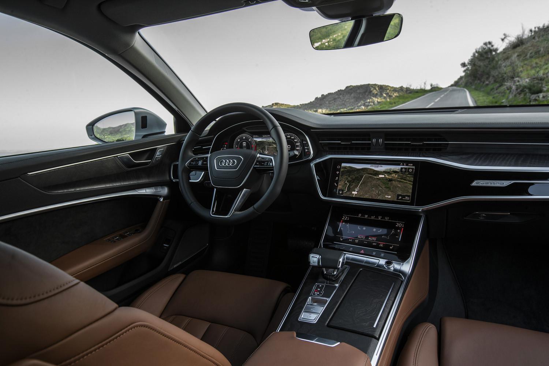 Foto de Audi A6 2018, toma de contacto (50/118)