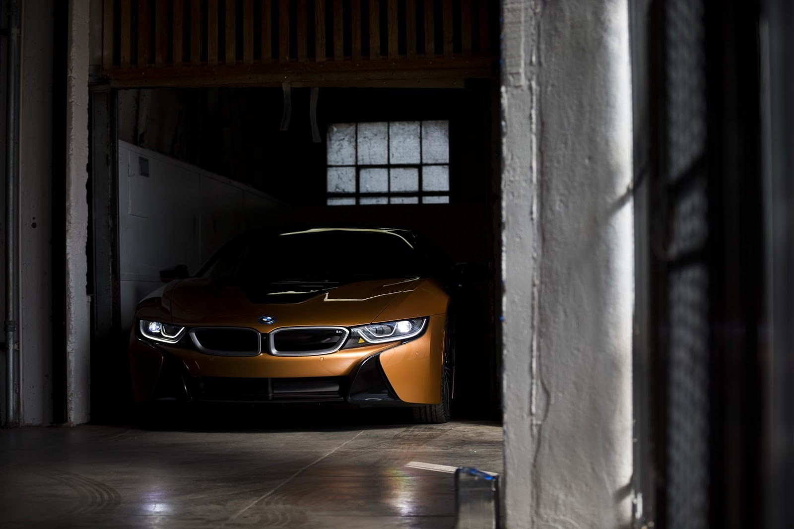 Foto de BMW i8 Roadster (primeras impresiones) (26/30)