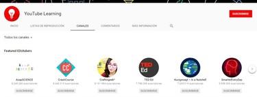 YouTube anuncia que destinará 20 millones a financiar los canales divulgativos, pero no concreta la cuantía de las becas