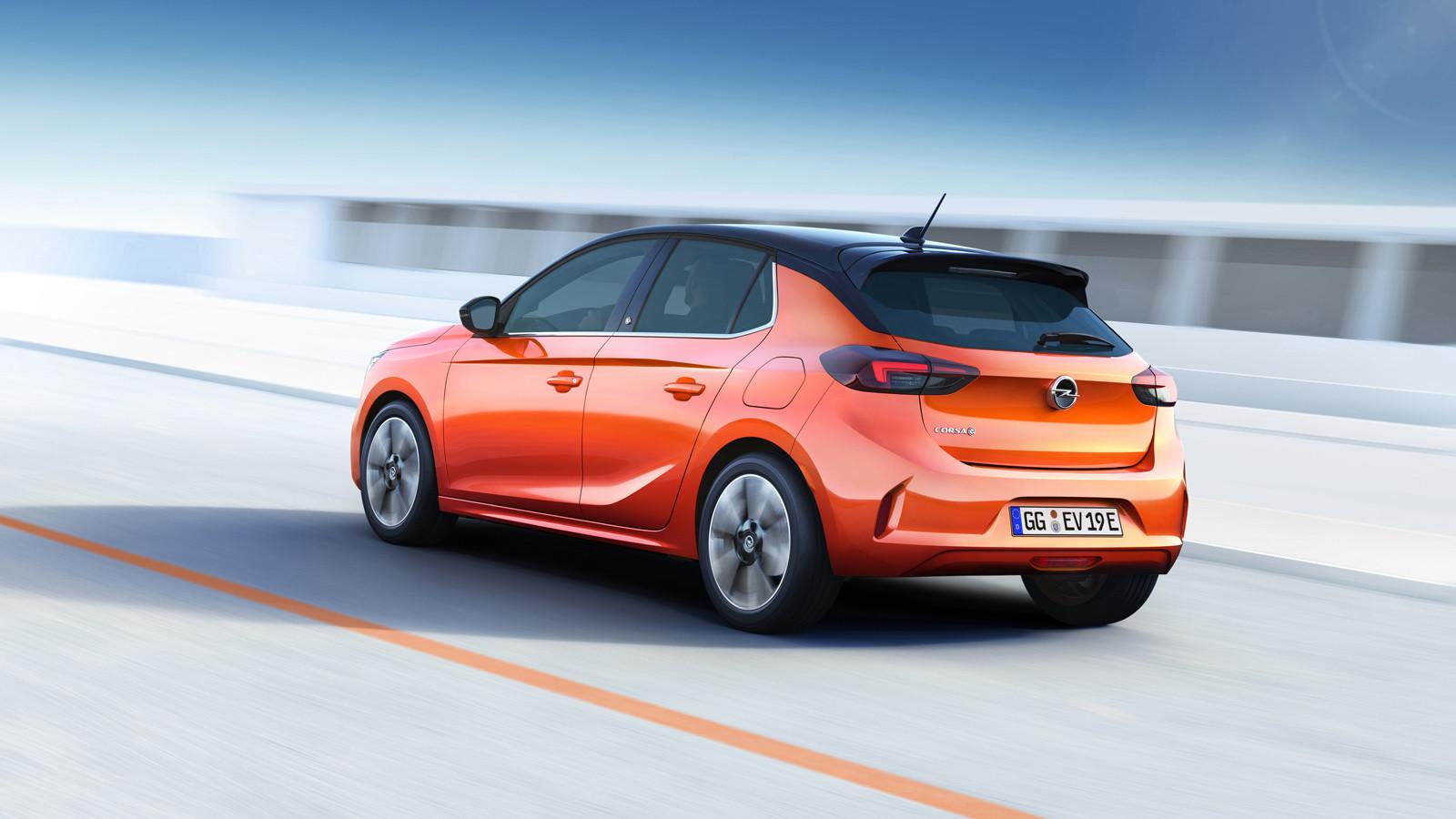 Foto de Opel Corsa 2019 (presentación estática) (41/46)