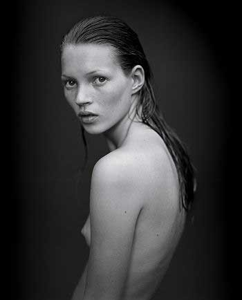 Fotos de Kate Moss subastadas en Christie's