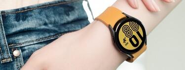 El Samsung Galaxy Watch4 es el único smartwatch con Wear OS 3 y está 20 euros más barato en Amazon, marcando precio mínimo