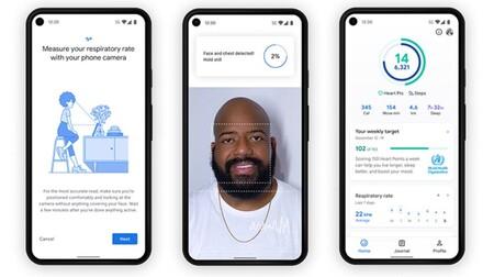 Google medirá tu frecuencia cardíaca y respiratoria usando la cámara de tu smartphone: la función llegará a usuarios de Android próximamente