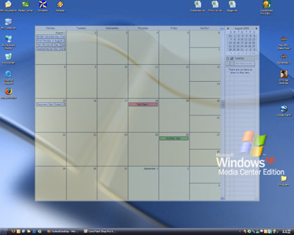 Outlook on the Desktop, el calendario siempre a mano
