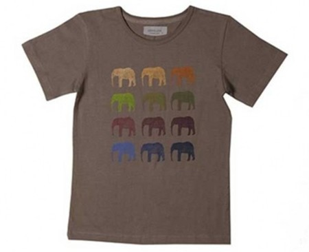 Camseta Elefantes OXFAM
