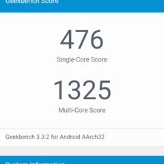 Foto 10 de 14 de la galería benchmarks-oukitel-k6000-mediatek-6535p en Xataka Android