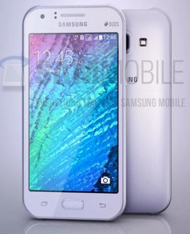 Samsung Galaxy J1, el primero de una nueva familia