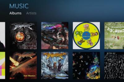 Steam Music Beta: un vistazo al reproductor musical de Steam