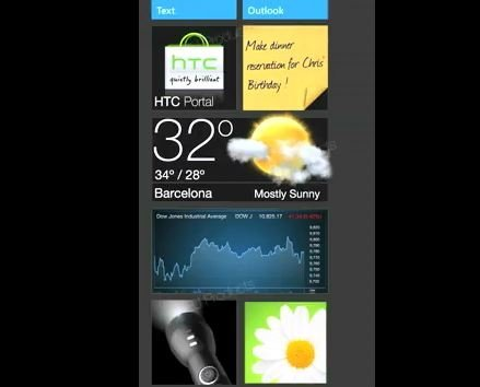 HTC Sense en Windows Phone 7, ¿podría parecerse a esto?