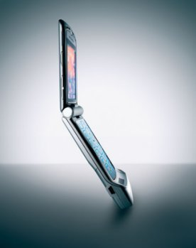 Motorola V3, el móvil más delgado