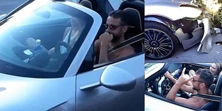 Dolorpasión™ es salir de Nikki Beach en tu Porsche 918 Spyder y estrellarlo en el parking