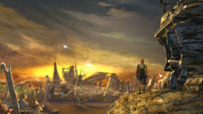 Final Fantasy X HD