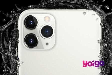Precios iPhone 11, 11 Pro y 11 Pro Max con tarifas Yoigo