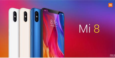 Xiaomi Mi 8: una pantalla infinita y un diseño 'minimal' para estar a la vanguardia