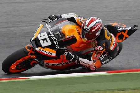 Marc Marquez Moto2 2011