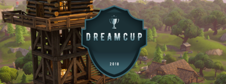DreamHack se introduce de lleno en Fortnite con Dreamcup Spain, un torneo con 10.000 euros en premios