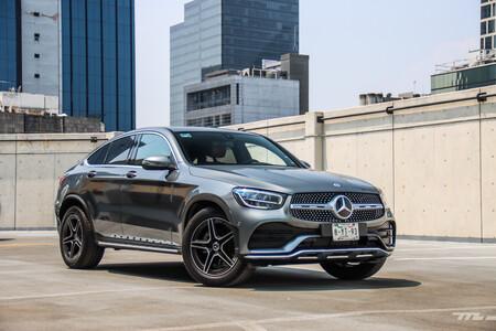 Mercedes-Benz GLC 300 4MATIC Coupé 2021, a prueba: lo cómodo de un SUV, pero en un paquete de look deportivo