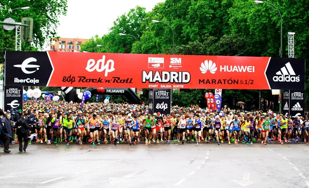 Todos los accesorios imprescindibles de cara a la Maratón de Madrid este fin de semana: geles, sales, pezoneras y más