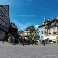 Ruta con pase Interrail: de Barcelona hasta Colmar, el pueblo más bonito de Francia