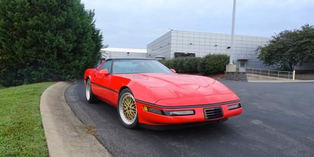 Chevrolet Corvette Zr12
