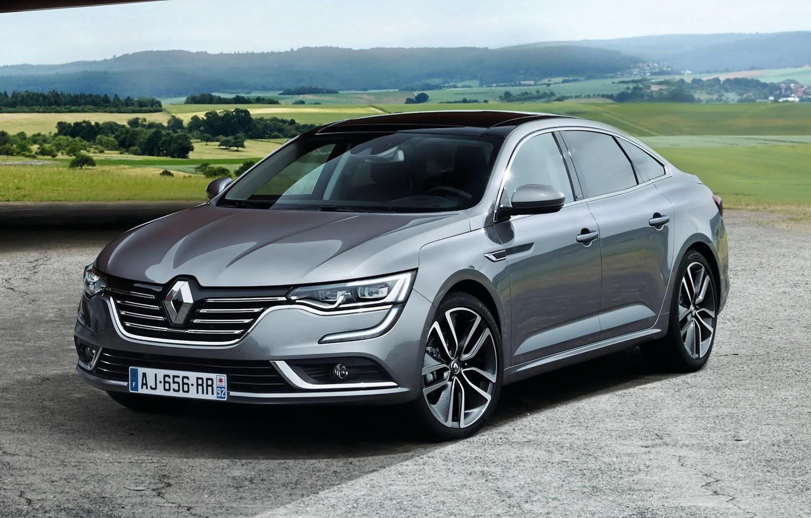 Foto de Renault Talisman (6/15)