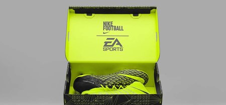 Del videojuego a la vida real: los Nike X EA Sports Hypervenom exclusivos de FIFA 18 se podrán comprar en México