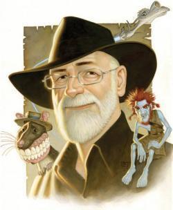 Adelanto de lo nuevo de Terry Pratchett y su 'Mundodisco'