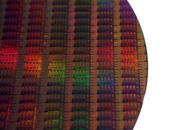 Intel Haswell die