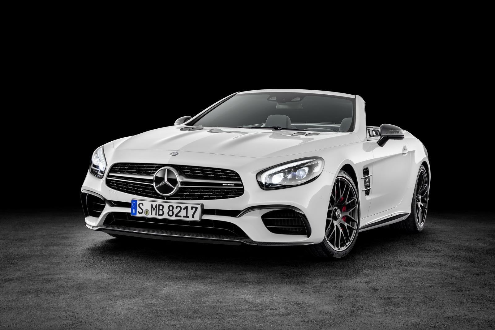 Foto de Mercedes-Benz SL 2016 (7/32)