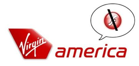 Flash recibe críticas de Charlie Miller y Virgin America