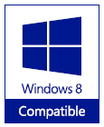 Sello Windows 8 Compatible